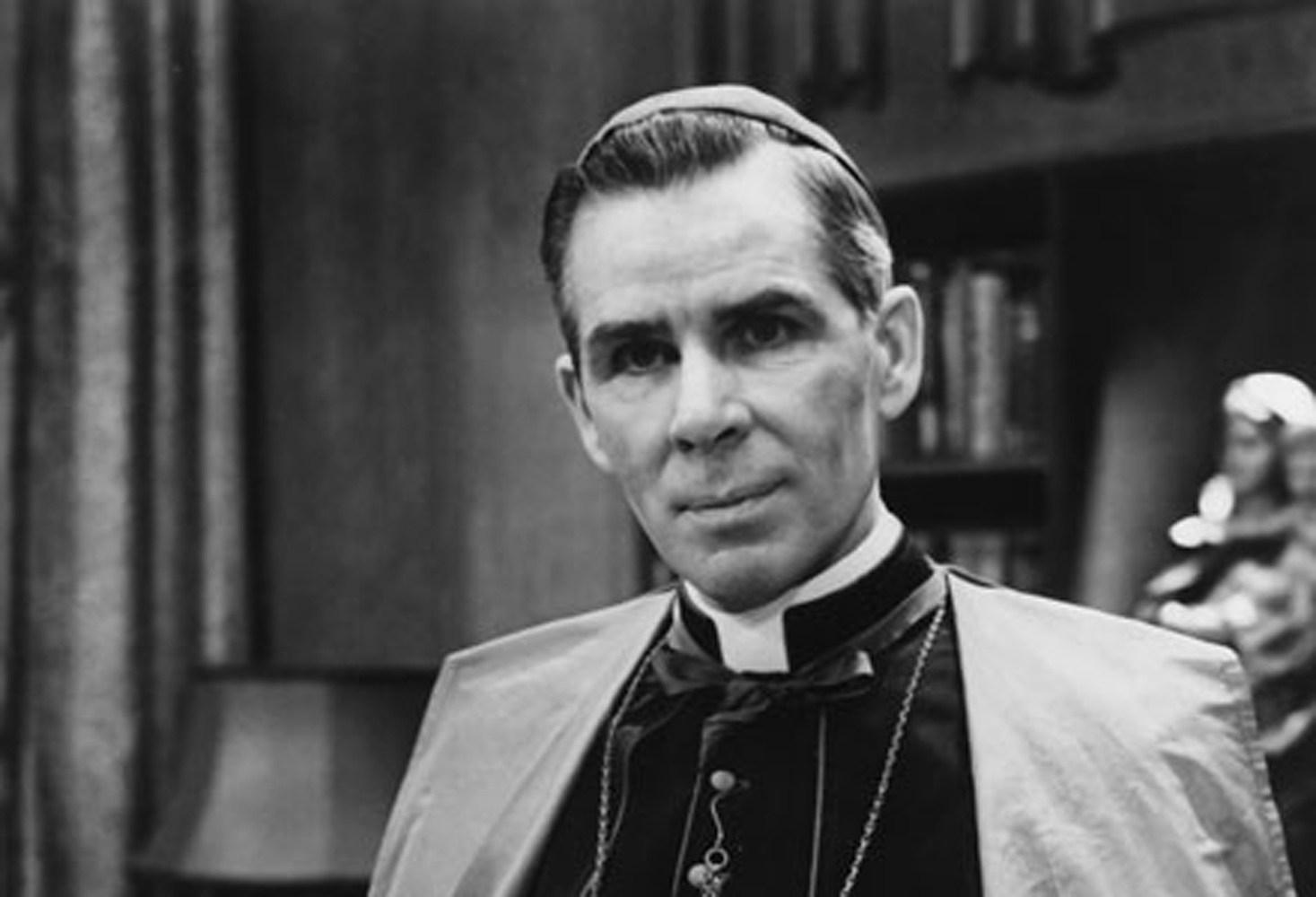 Bishop Fulton J. Sheen – Nice people