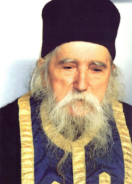 Photo of Priest Cleopa Ilie