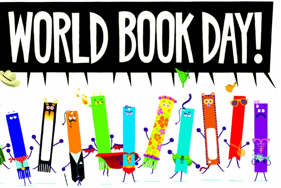 World Book Day 2019 poster