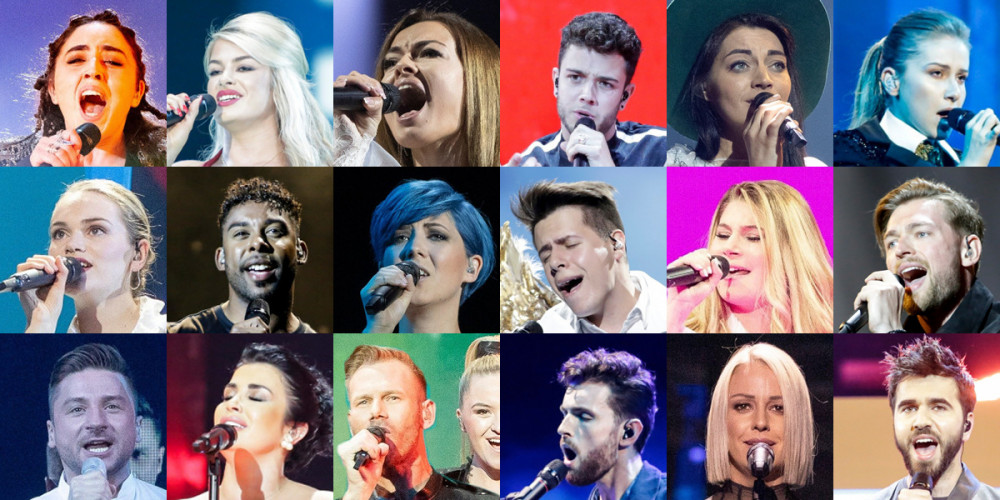 Eurovision Song Contest 2019 second semi final