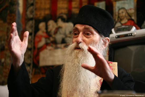 Words of wisdom from Elder Arsenie Papacioc