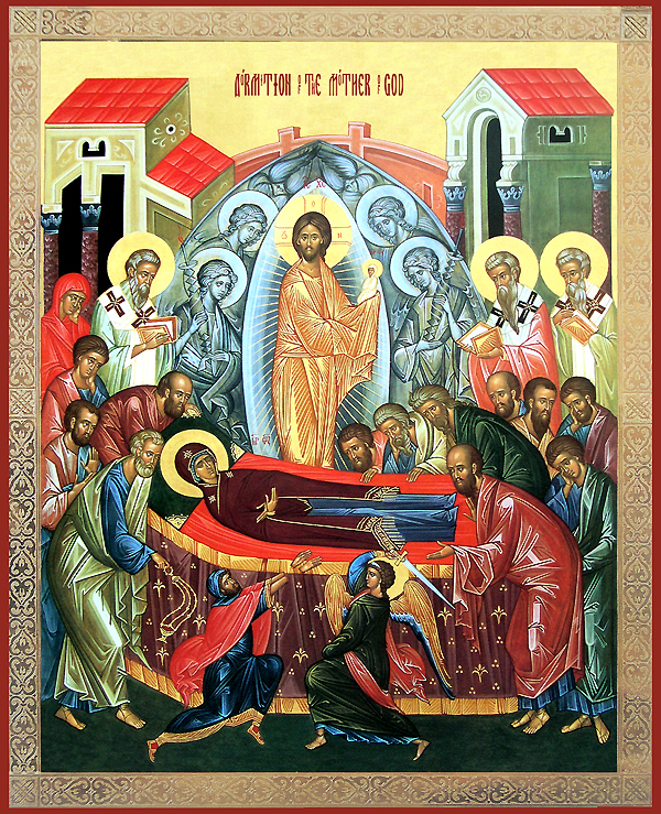 The Dormition of The Mother Of God (The Theotokos)