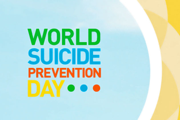 World Suicide Prevention Day, 2019