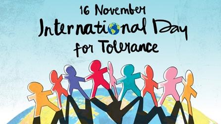 International Day for Tolerance, 2019