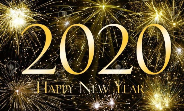 Happy New Year, 2020!