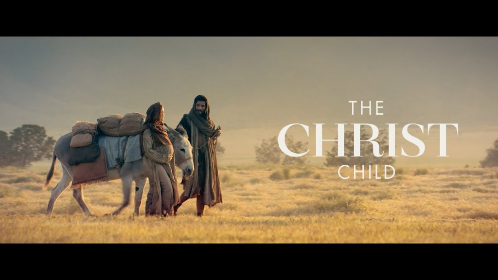 The Child Christ short movie