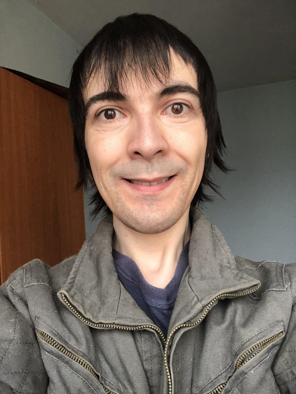 photoshopped selfie