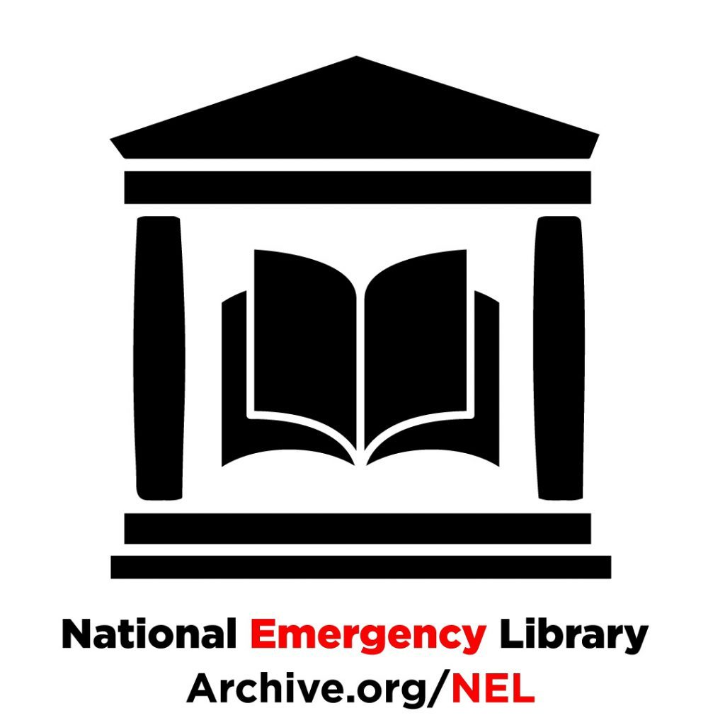 National Emergency Library Archive dot org