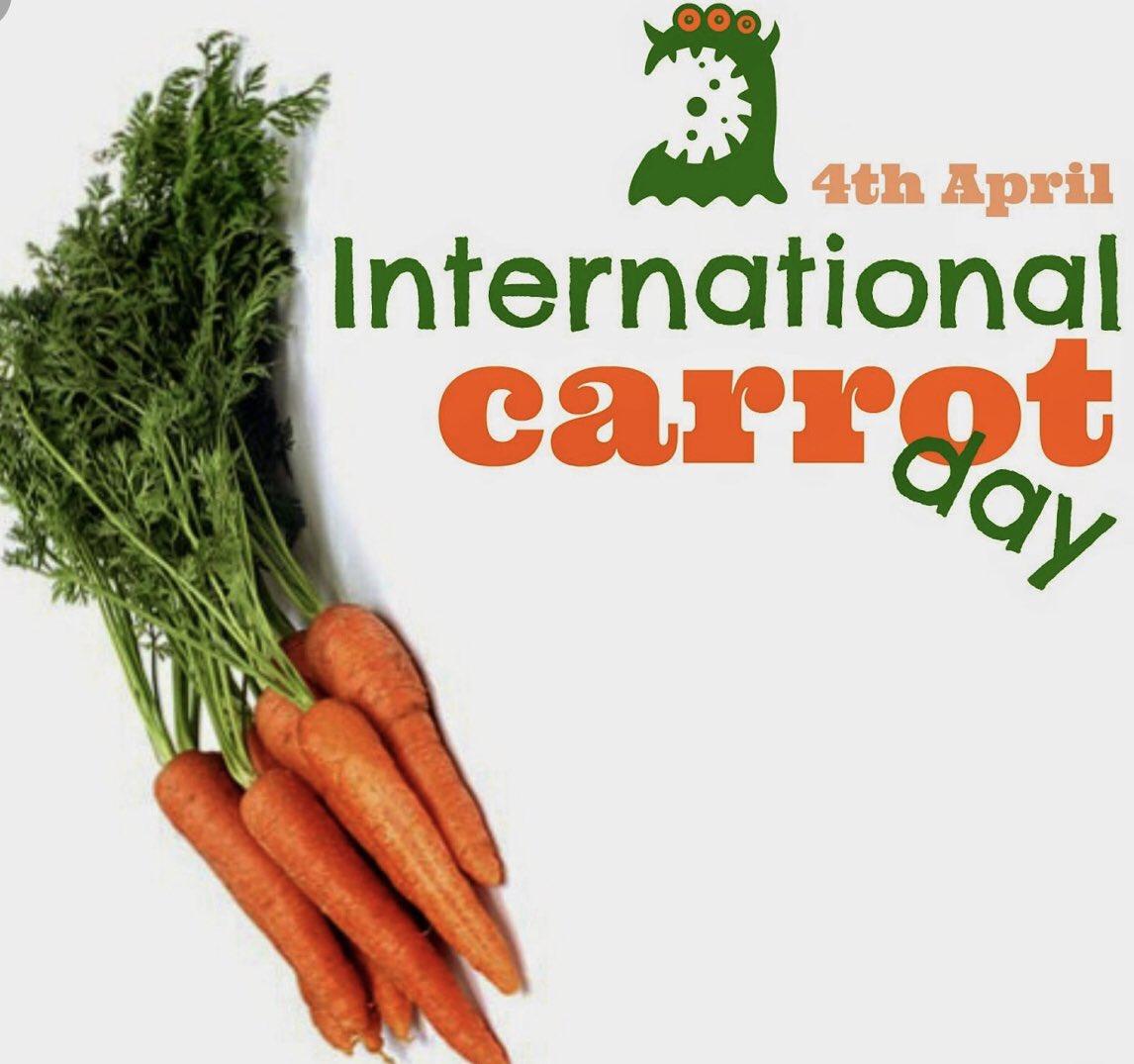 International Carrot Day, 2020