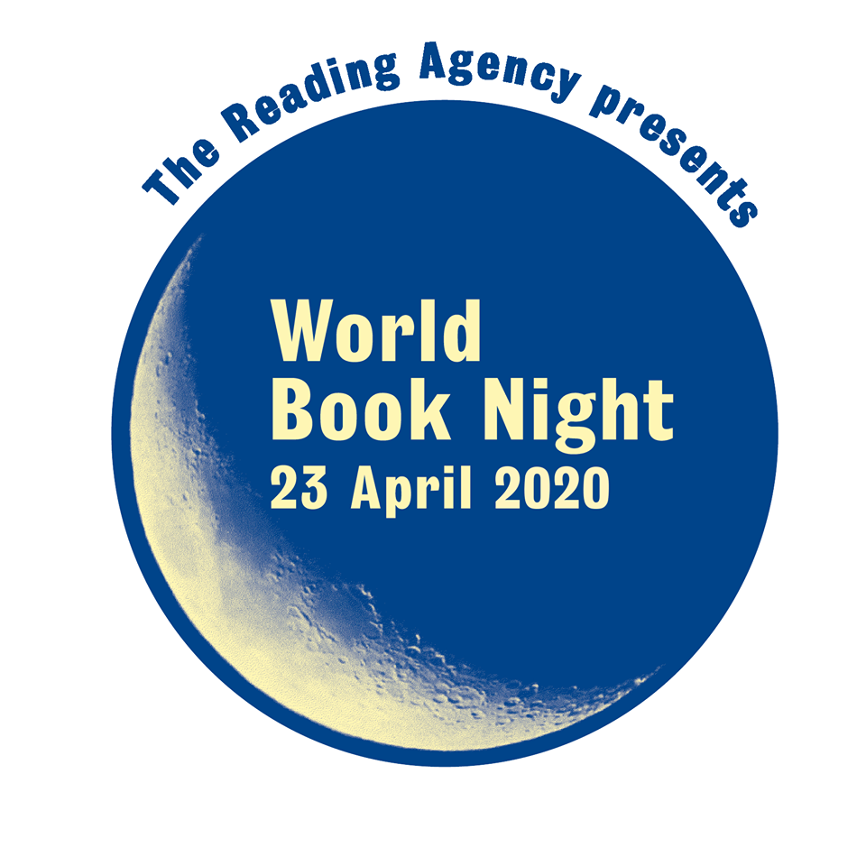 World Book Night 2020 logo