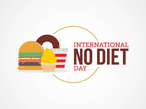 International No Diet Day 2020 logo