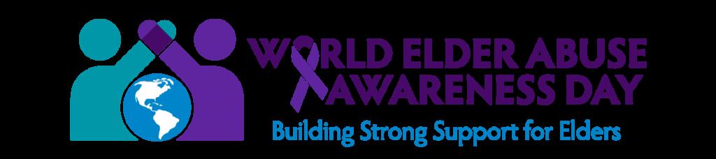 World Elder Abuse Awareness Day 2020 logo