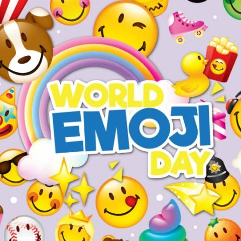 World Emoji Day 2020 logo