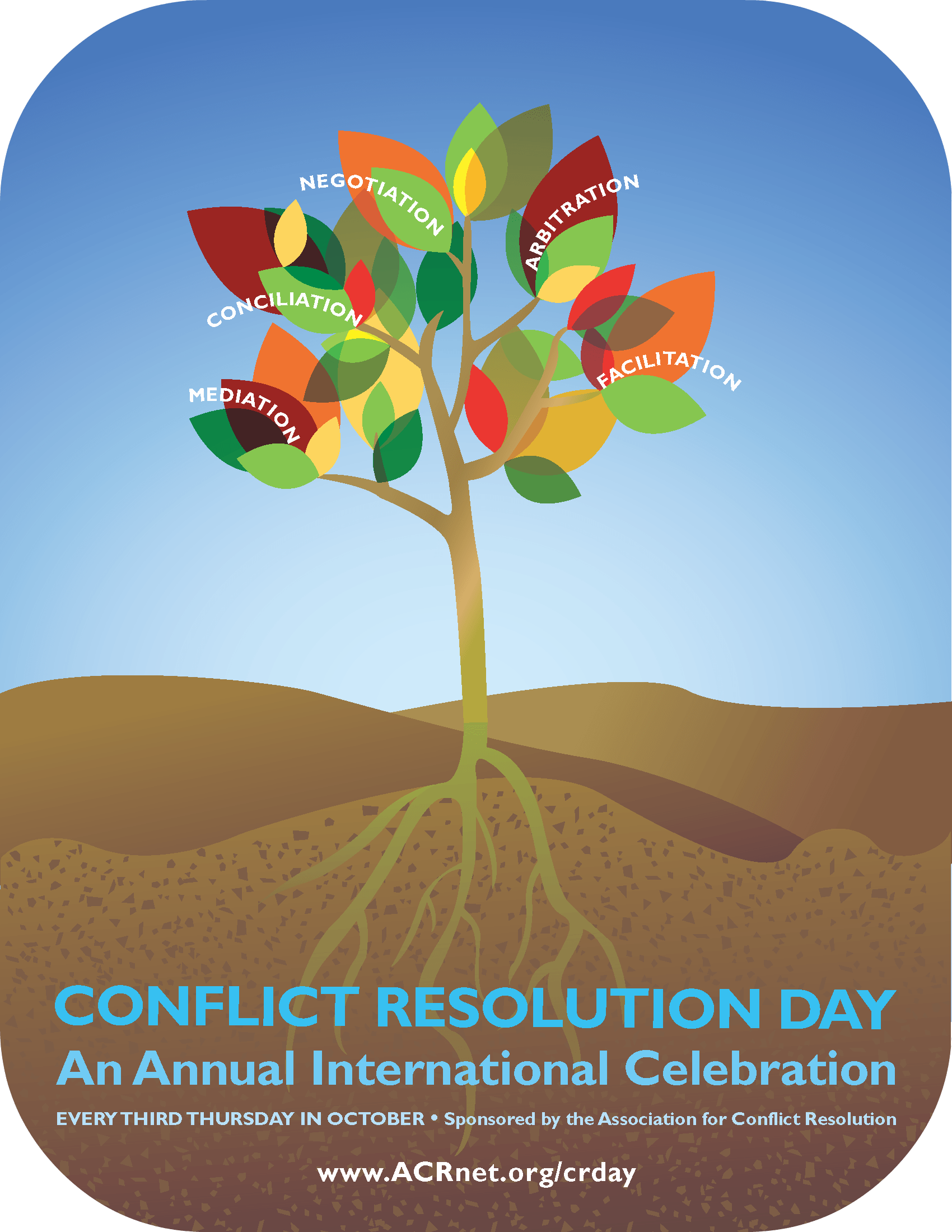 Conflict Resolution Day, 2020