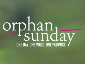Orphan Sunday, 2020