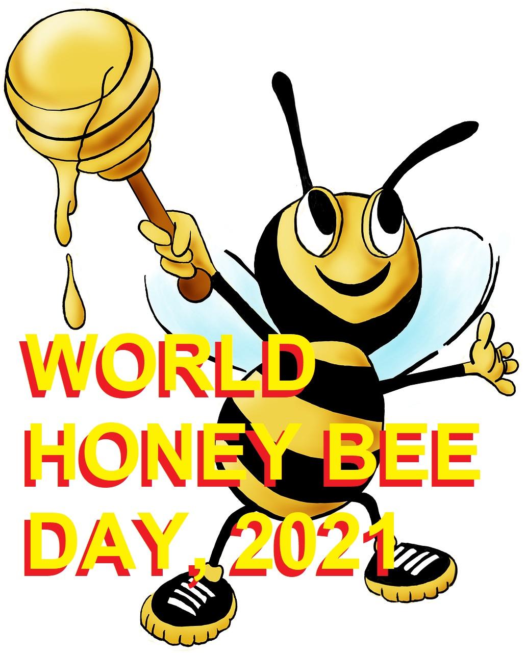 World Honey Bee Day, 2021