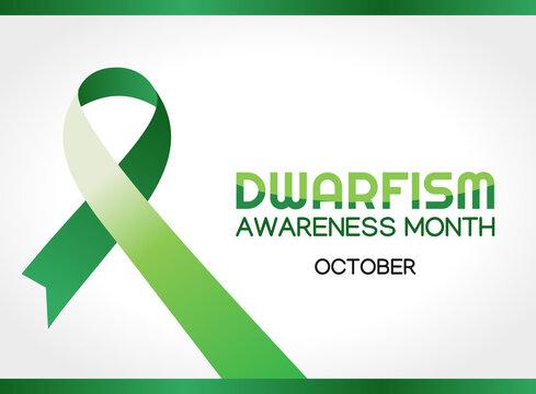 Dwarfism Awareness Month – October, 2021